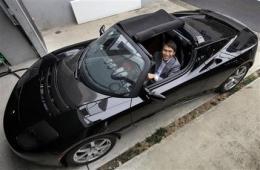 Tesla upbeat on Japan business, opens showroom (AP)