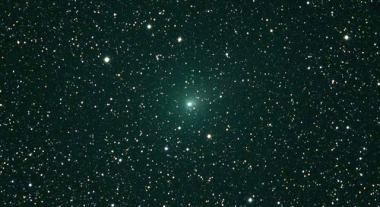 The comet cometh: Hartley 2 visible in night sky