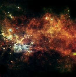 The Far Infrared Galaxy