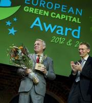 The French City of Nantes was named the European Green Capital for 2013