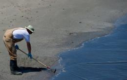 The impact of April's Gulf of Mexico oil spill is still being felt in the region