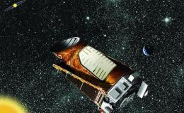 The Kepler spacecraft has spotted the smallest-ever planet outside our solar system