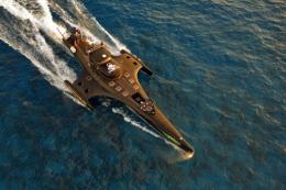 The latest sea Shepherd speedboat