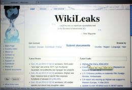 The Pentagon demanded that the whistleblower website WikiLeaks