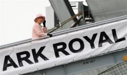 The Socialite Network: UK's Queen joins Facebook (AP)