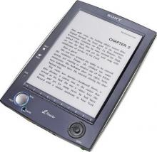 The Sony Reader ebook