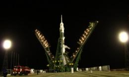 The Soyuz TMA-M spacecraft is a modernised version of the ship used by Russia to put humans into the space