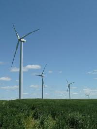 The Wilton Wind Energy Center