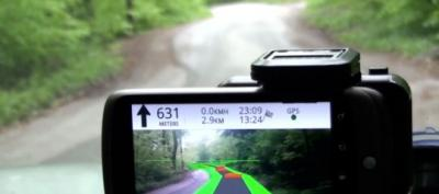 Augmented Reality for Your GPS (w/ Video)