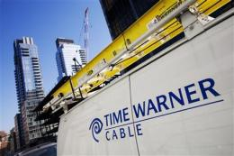 Time Warner Cable 3Q net income rises (AP)