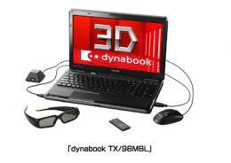 Toshiba's dynabook TX/98MBL
