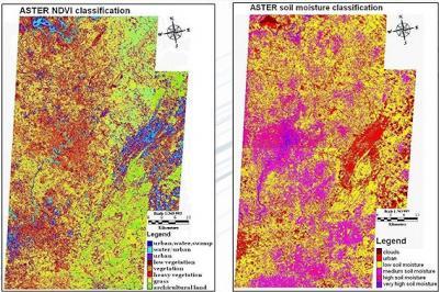 Tracking Ticks via Satellite