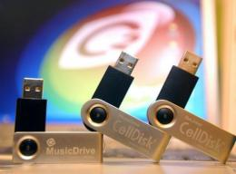 USB memory sticks developed back in 2005. USB flash drives have helped consign the floppy disk to technological history