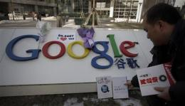 US cable: China leaders ordered hacking on Google (AP)