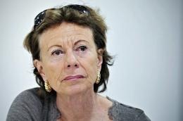 Vice president of the European Commission Neelie Kroes