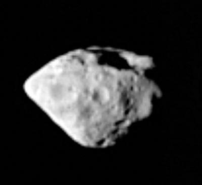 Visiting an Asteroid