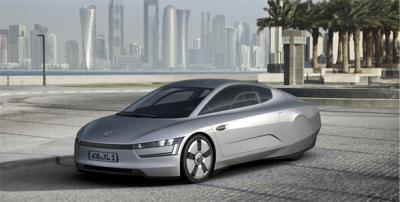 Volkswagen's XL1 said to be world's most economical car