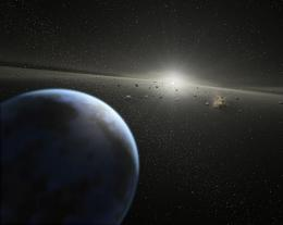Watery, rocky planets may be common in the Milky Way