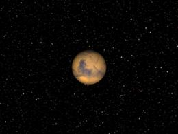 Why the red planet is so small