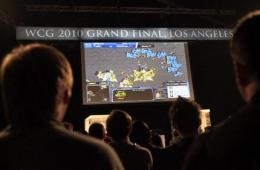 World Cyber Games kickoff in Los Angeles (AP)
