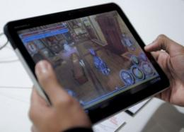 Xoom will be the first tablet on the market powered by